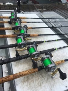 sitka fishing rods