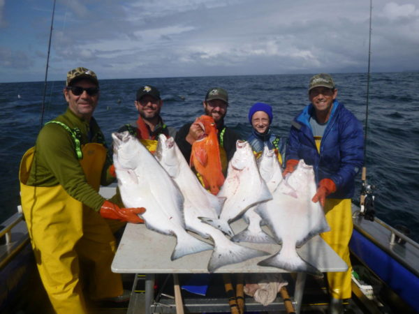 Sitka fishing report late august early september for Sitka fishing report