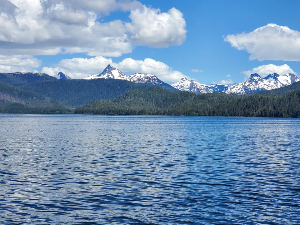 Scenic Fishing in Sitka, AK with Angling Unlimited